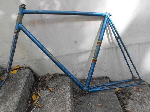 Bahnrahmen Bahnrad Express Rennrad Rahmen um 1950 Track Bike,Track Frame | eBay