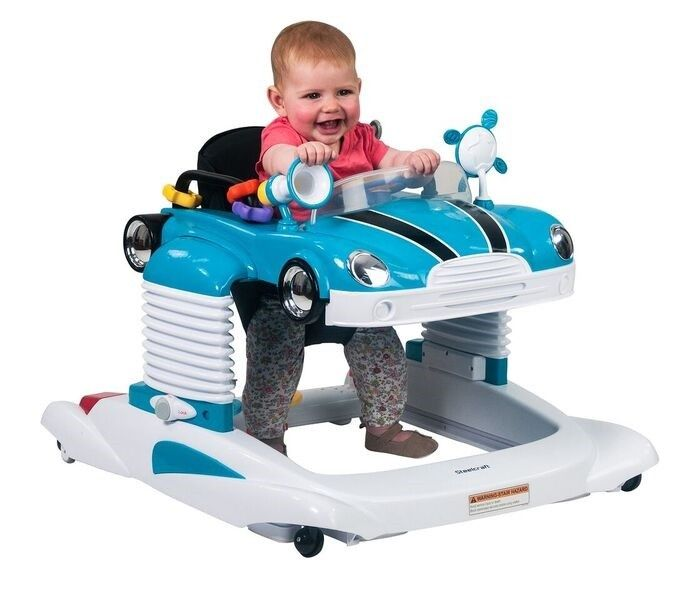 Buy Steelcraft Beepa 4 in 1 Walker - Turquoise by Steelcraft online and browse other products in our range. Baby & Toddler Town Australia's Largest Baby Superstore. Buy instore or online with fast delivery throughout Australia.