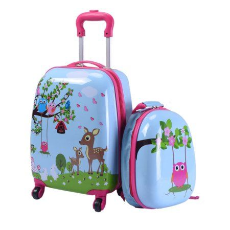 17 best ideas about Kids Luggage on Pinterest   Travel with kids ...