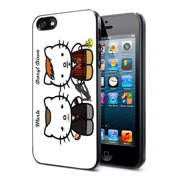 Daryl Dixon Merle Kitty iPhone Case and Samsung Galaxy Case Available for iPhone Case iPad Case iPod Case Samsung Galaxy Case Galaxy Note Case HTC Case Blackberry Case,were ready for rubber and hard plastic material, Ready for the new one iPhone 6