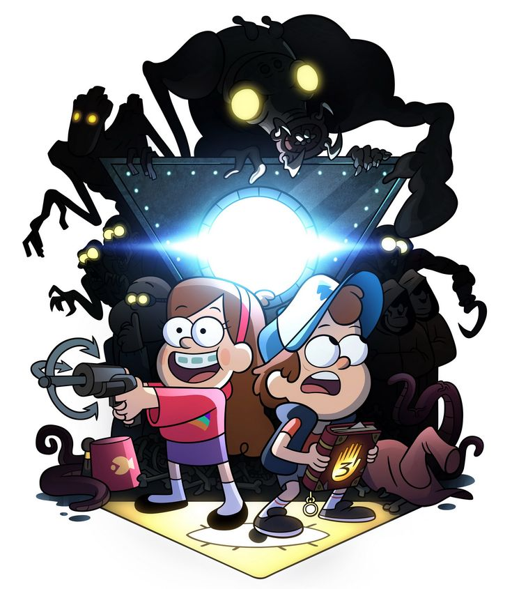 Season two of Disney's popular animated comedy series 'Gravity Falls,' starring Jason Ritter and Kristen Schaal as Dipper and Mabel Pines, twins who spend ...