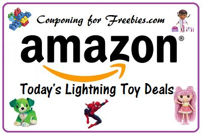 Today's Lightning Toy Deals For The Day 11/5 - http://couponingforfreebies.com/todays-lightning-toy-deals-day/