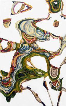 """Little Girl in a Green Dress"" Oil on canvas 2008 nickhelton.com"