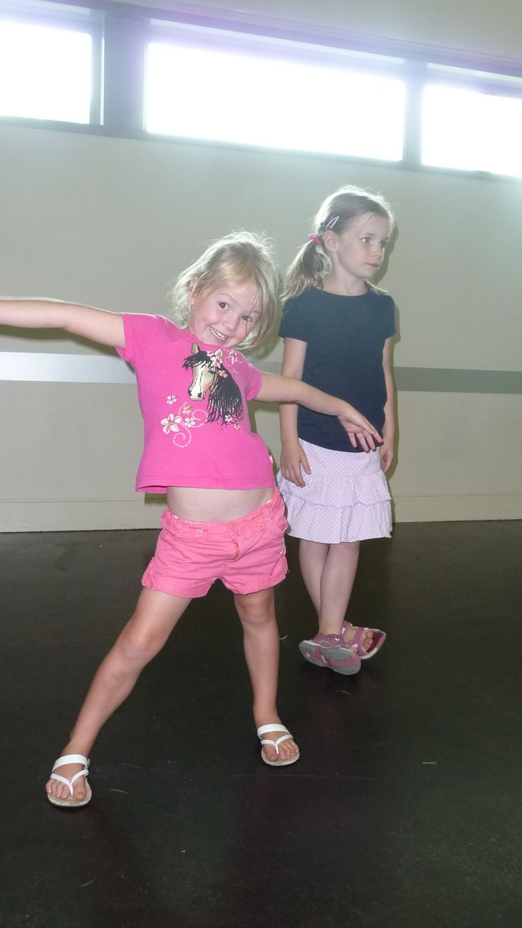 Youth Theatre ages 5 - 7. It's just a lot of fun in the 5-7yrs class at TAPAC