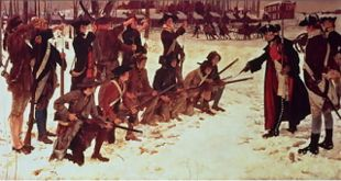 Baron Friedrich Wilhelm von Steuben Prussian officer drilling our troops at Valley Forge. I didn't realize what a tremendous help he was, and the impact he had on training our troops to be an effective fighting force.  An example of what a difference one person can make!