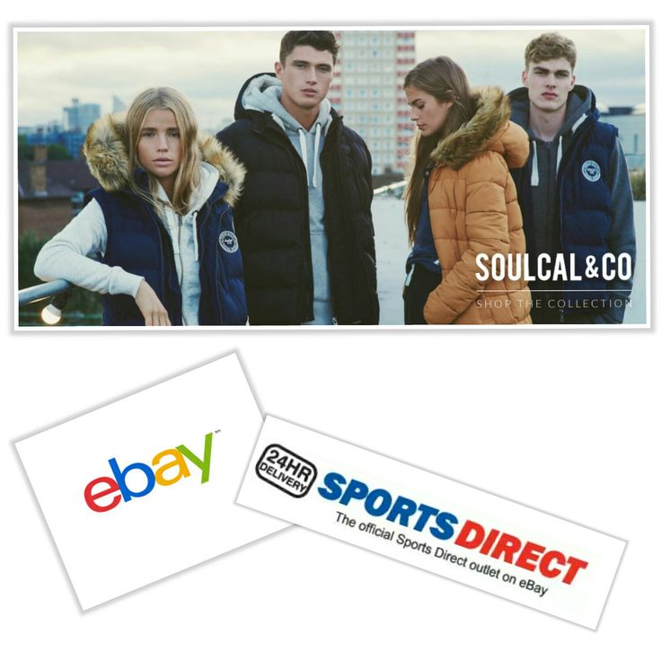 Check out the Latest Deals at Sports Direct eBay Outlet Storehttp://ebay.to/2wErOC3