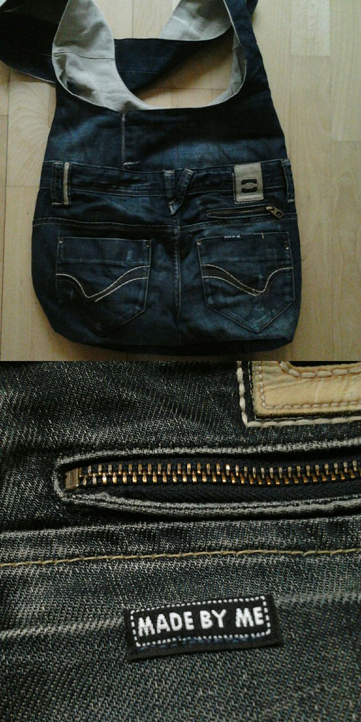 My own jeansbag
