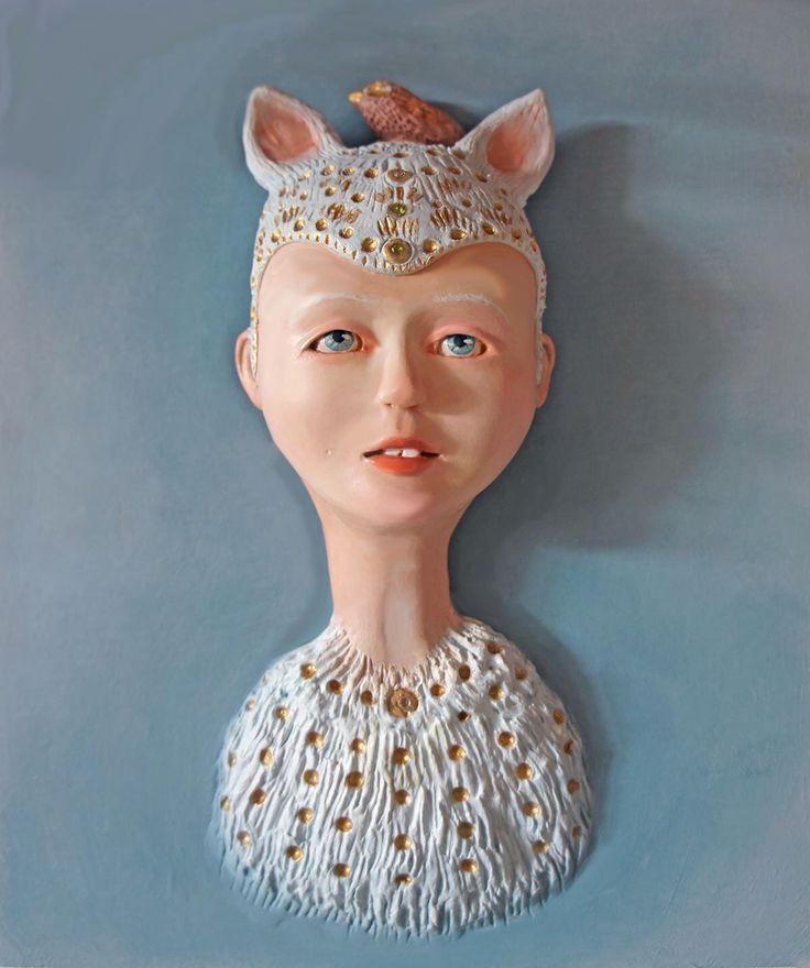 My new art doll sculpture