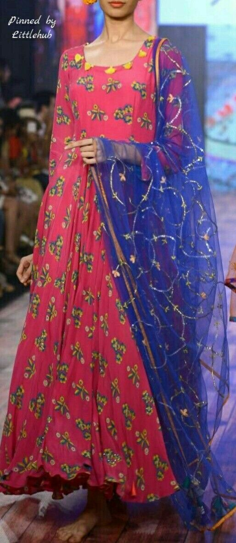 Pinterest: @Littlehub     คdamant love on Anarkali's ✿。。ღ