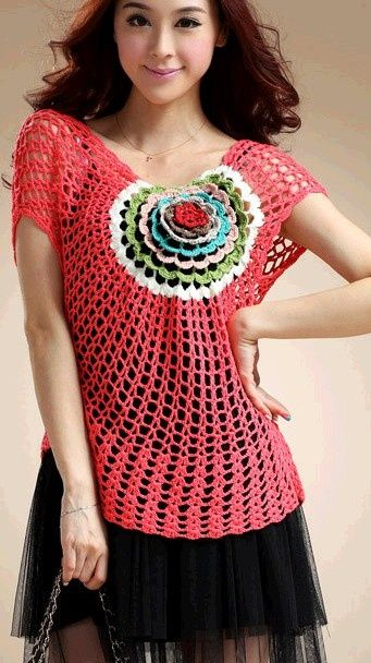 """No pattern for this """"Top"""", but I love the idea!"""