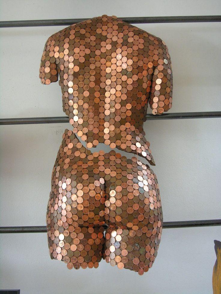 Indignidad con las Monedas: otros usos 545ba946fbd8b8de4176c4b340880791--copper-paint-copper-wire