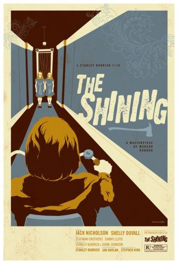 Retro Revival: Vintage Posters for Modern Movies – Brain Pickings