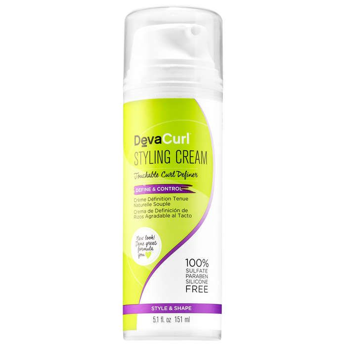 10 Best Anti Frizz Products For Curly Hair Deva Curl Styling Cream Deva Curl Styling Cream