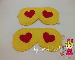 Mascara de dormir Emoji
