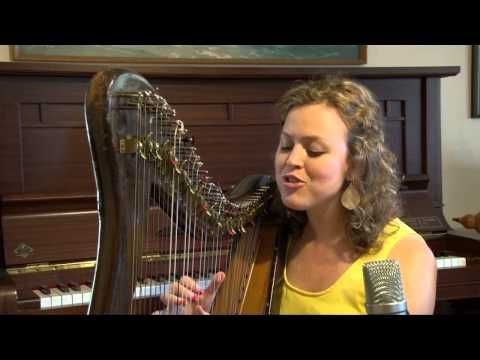 A meaningful song made elegant for your wedding ceremony. Harp with a touch of pop. (True Colours by Christy-Lyn)