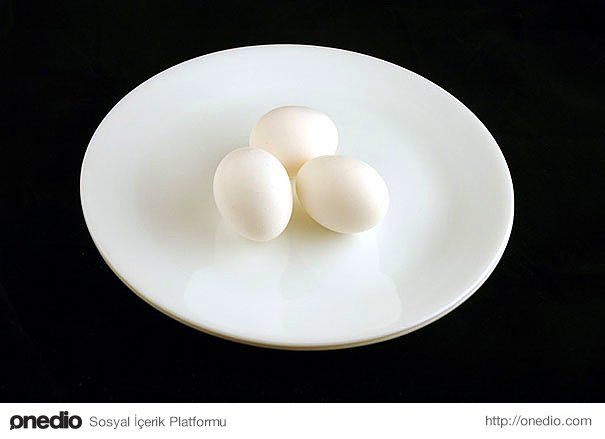 150 gr yumurta = 200 kalori