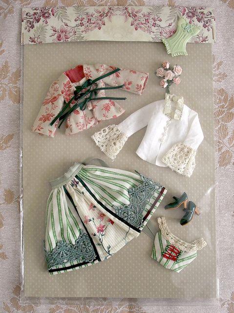 Blythe's outfit set