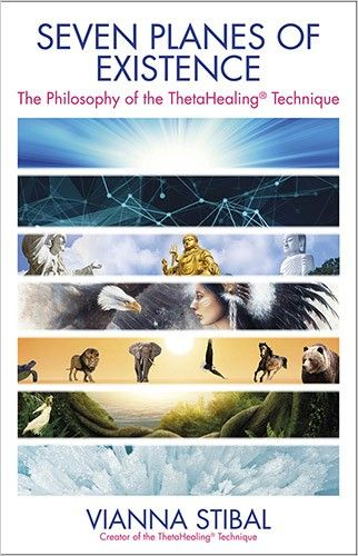 Stibal, Vianna:  Seven Planes of Existence  The Philosophy Behind the ThetaHealing® Technique. Hay House,  2016.