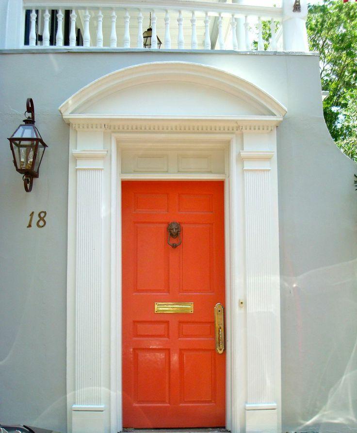 charleston doorway & 163 best Charleston Doors images on Pinterest | Charleston ...