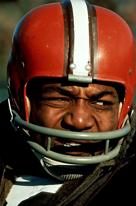 Jim Brown  Cleveland Browns vs. Green Bay Packers  Milwaukee, WI  November 22, 1964
