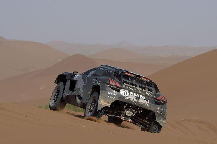 Rallye Maroc 2015 2008 DKR16 Sainz