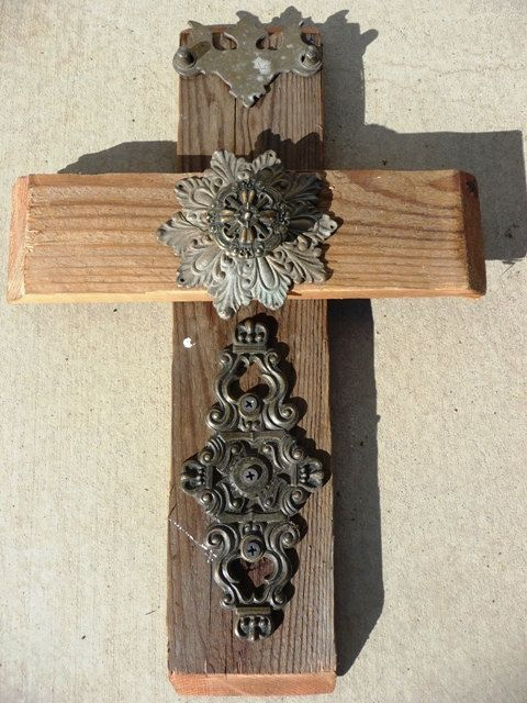 Деревенский крест, подарок под 40