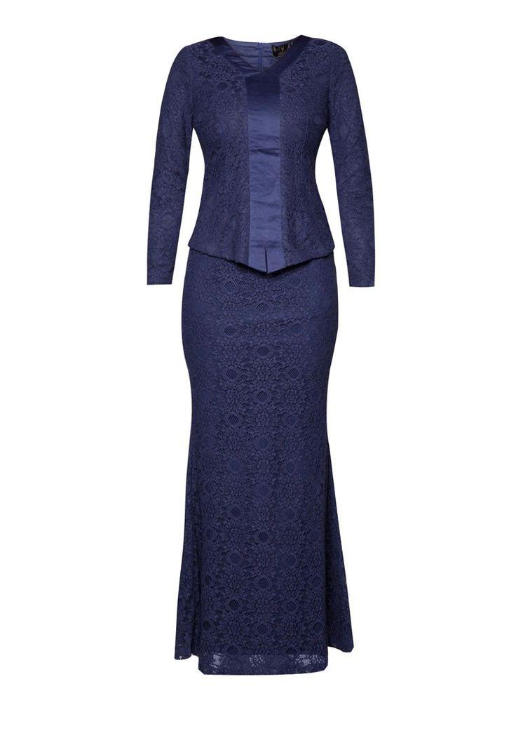 Baju Kebaya Lace - Vercato Ella_6