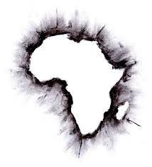 Resultado de imagem para tattoo africa map