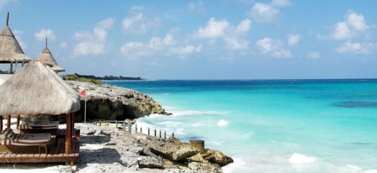 Eau cristalline, plages de sable blanc, cuisine exquise et magnifiques vestiges d'une haute civilisation, en un mot, le Mexique