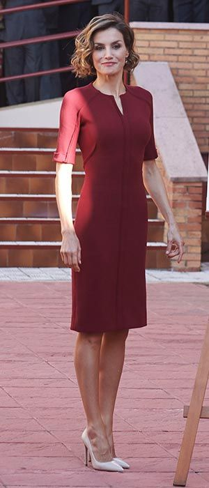 Queen Letizia, Queen Rania and Queen Maxima: a gallery of the week's best royal style - Foto 3