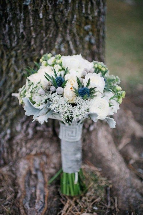 67 Beautiful Winter Wedding Bouquets   Weddingomania