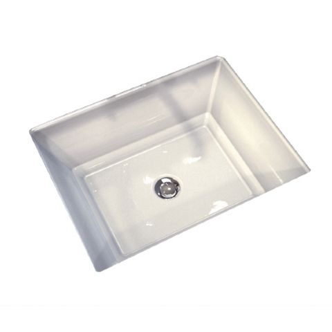 Love the size of this sink! It'd be great for our kitchen reno!