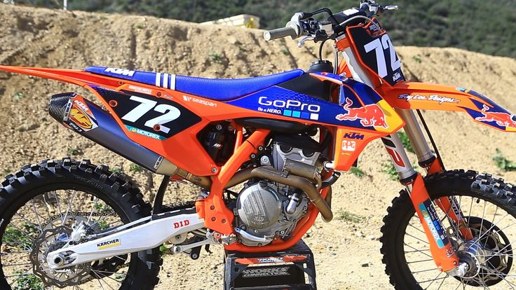 Image result for 2017 KTM 250 SX-F FACTORY EDITION