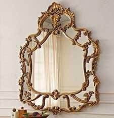 Le specchiere classiche e di lusso in stile veneziano e fiorentino - Andrea Fanfani