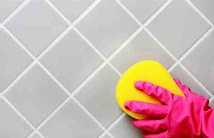 Как сделать отличный отбеливатель для швов между плиткой | Naget.Ru