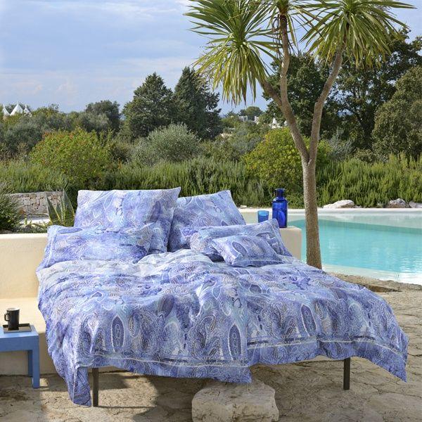 Veronese V3 Påslakanset - Bassetti - Dennys Home #bassetti #interior #sovrum #bed #bedding #pillow #pillowcase #inspiration #italian #italy #påslakan #säng #sleep #interior