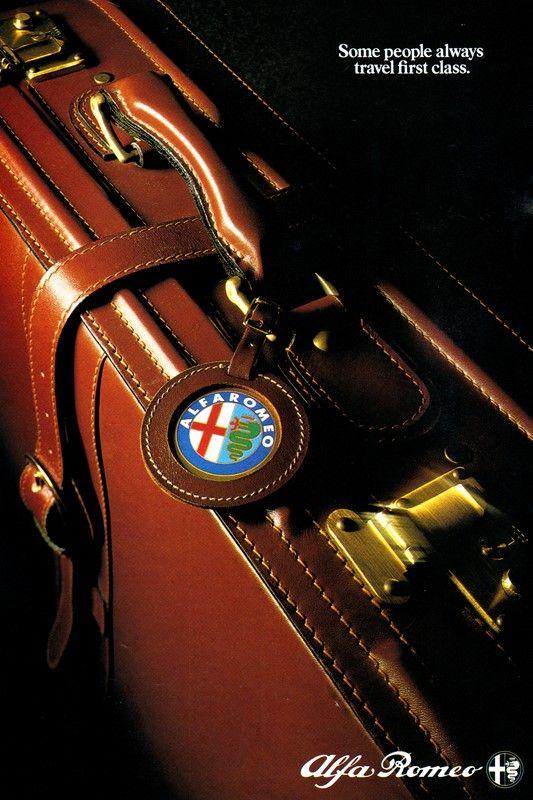 Alfa Romero 'First Class' 1983
