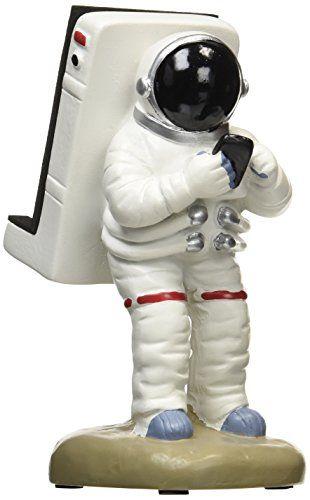 Motif. Various Figures Smartphone Stands (Astronauts) Set...
