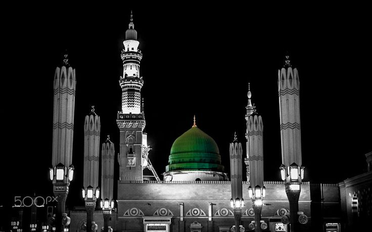 The Green Dome of Peace by Ahmed Sadoon on 500px
