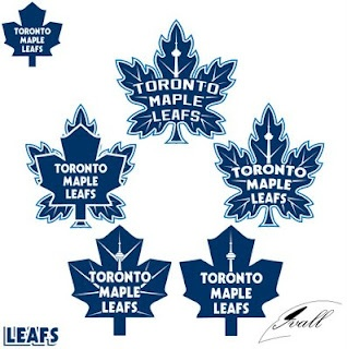 Some pretty cool Toronto Maple Leafs logo concepts. I will be getting the bottom right design. Without the words and in red