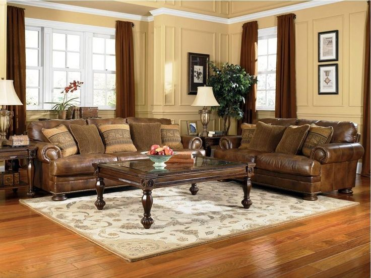Best 25+ Leather living room furniture ideas on Pinterest Brown - wood living room furniture