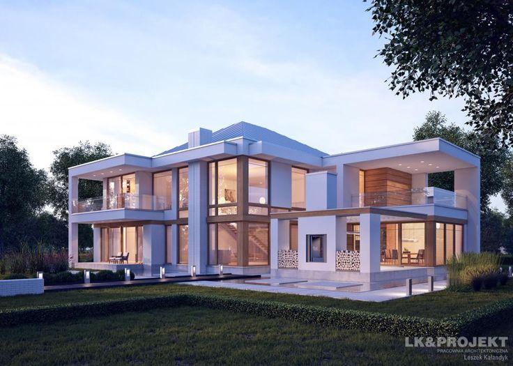 Projekty domów LK Projekt LK&1231 zdjęcie 7