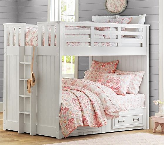 Belden Full-Over-Full Bunk | Pottery Barn Kids http://www.potterybarnkids.com/products/belden-full-over-full-bunk/?pkey=cbedroom-sale& 107тыс руб