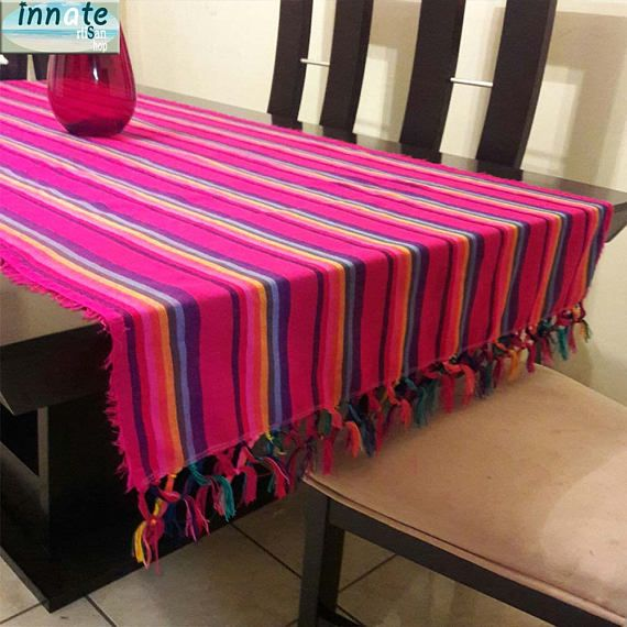 Hey, I Found This Really Awesome Etsy Listing At Https://www. Mexican  TableclothEthnic DecorHacienda StyleMexican PartyTable RunnersBoho ...