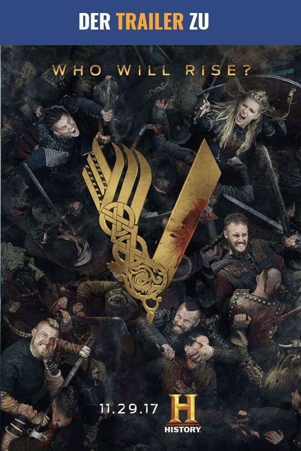Vikings Endlich Der Erste Trailer Fur Die Neuen Folgen Von Staffel 5 Ivar Vikings Vikings Wikinger Serie