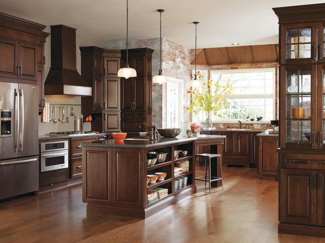 16 Classy Kitchen Cabinets Made Out Of Cherry Wood Custom Kitchen Island Classy Kitchen Kitchen Cabinet Design