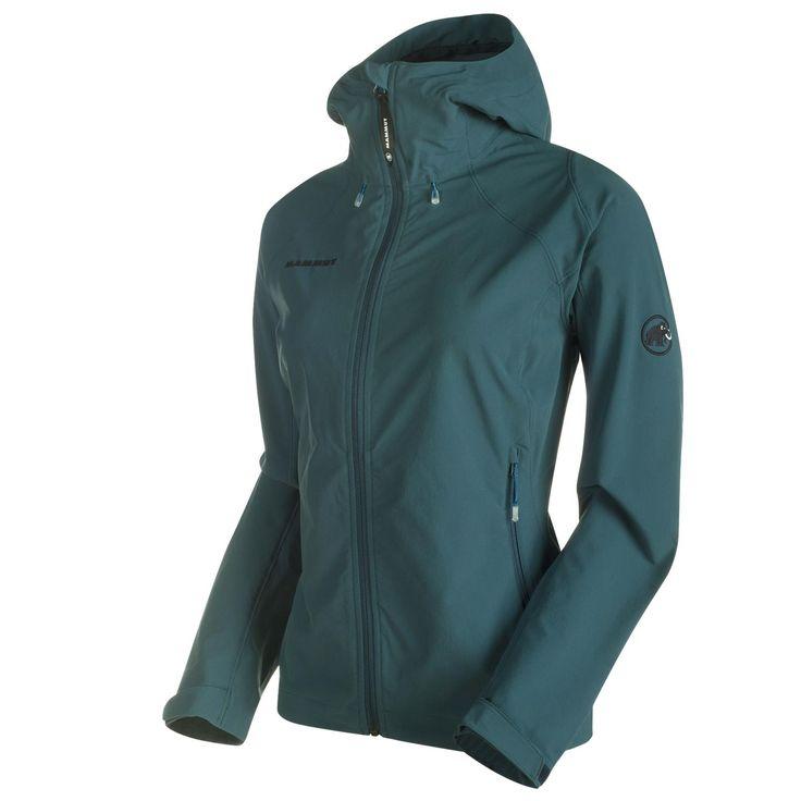 Doorout Angebote Mammut Runbold Trail SO Hooded Jacket Women Kapuzenjacke dunkelblau Damen Gr. M: Category:…%#Quickberater%