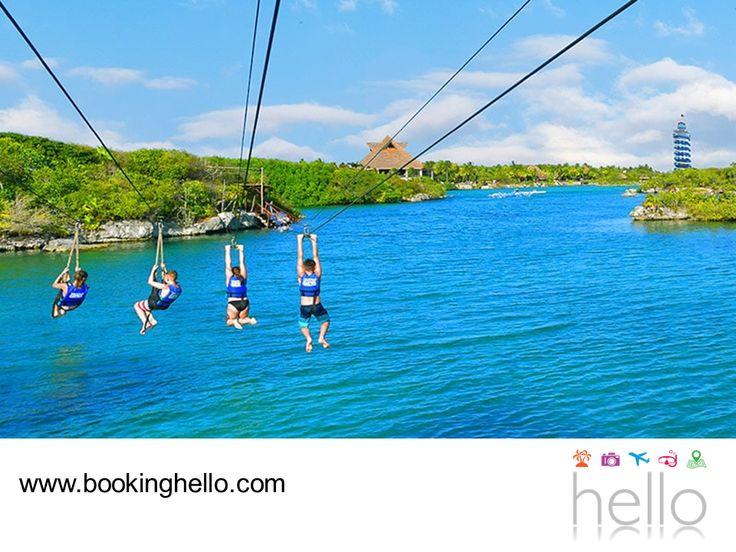 EL MEJOR ALL INCLUSIVE AL CARIBE. Si estás planeando las próximas vacaciones con tus amigos, en Booking Hello les invitamos a elegir alguno de nuestros packs all inclusive para vivir un viaje lleno de experiencias, magia y entretenimiento en Cancún, el cual puedes complementar haciendo alguna excursión por los bellos parajes de este destino. Les invitamos a visitar nuestra página en internet www.bookinghello.com, para elegir el pack y resort que más les convenga. #BeHello