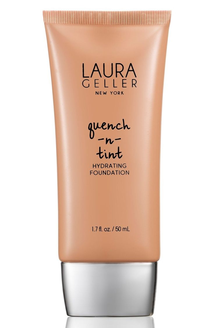 Quench the skin with this intensely hydrating foundation by Laura Geller.
