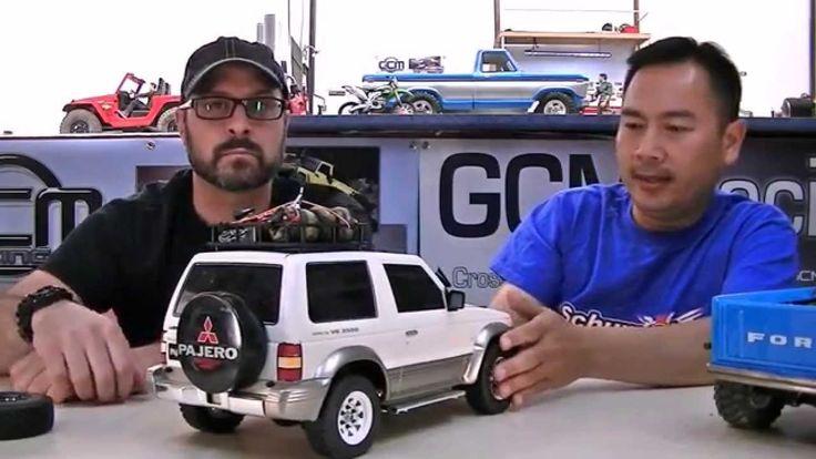 Scale Garage Rig Review - Tamiya Pajero Build